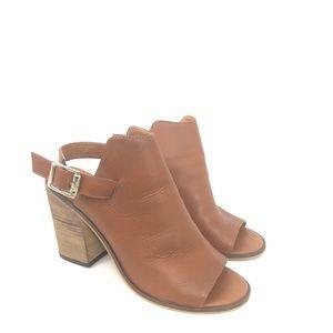 Steve Madden Size 9 Block Heel Slingback Mule